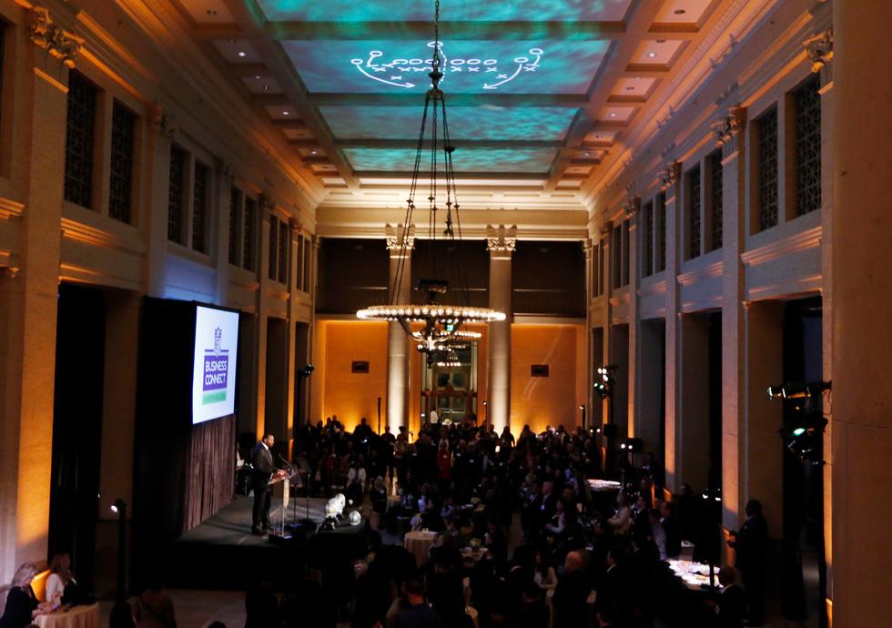 Super Bowl 50 Business Connect Celebration Event, February 2016