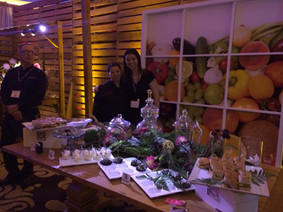Business Connect caterer at NFL Event