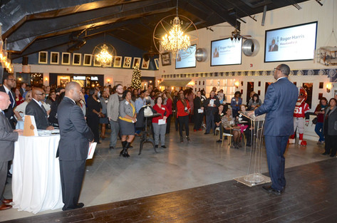 Business Connect Networking Event - matching vendors with Houston-area procurement executives