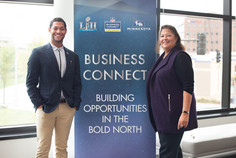 NFL Business Connect Team - B.J. Waymer & David Waymer
