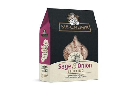 Mr. Crumb Sage & Red Onion Ambient Stuff