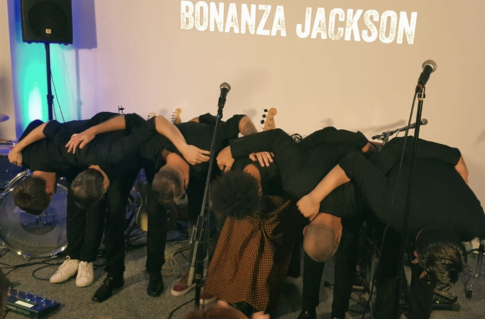 Bonanza Jackson