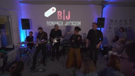 Bonanza Jackson Live im Studio D Weinheim