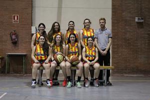 Sènior Femení: Crònica Aracena AEC Collblanc – U.E. Sant Andreu (42-41)