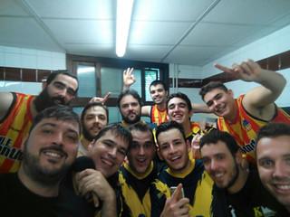 Sènior C Masculí: Crònica U.E. Sant Andreu C - C.B. Poblenou (70-47)