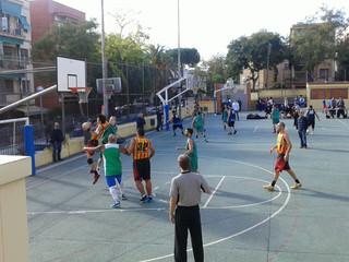 Sènior B Masculí: Crònica C.B. La Salle Horta B - U.E. Sant Andreu B (54-60)