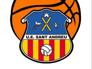 Sènior B Masculí: Crònica Escolapia Sarrià C – U. E. Sant Andreu B (80-59)