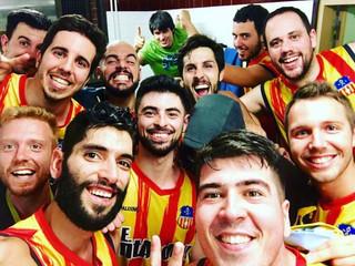 Sènior A Masculí: Crònica U.E. Sant Andreu A - SESE B