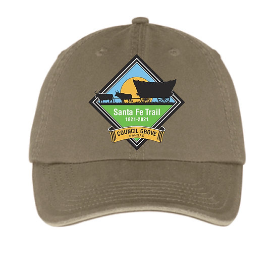 Official Council Grove SFT200 Embroidered Cap