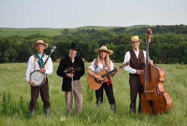 Tall Grass Prairie Express String Band.j