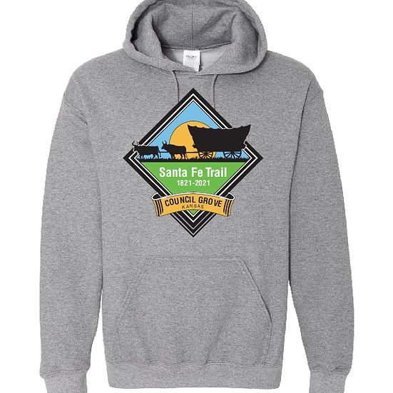 Official Council Grove SFT200 Hoodie