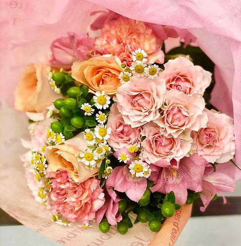 花束 ブーケ 誕生日 記念日 成人式 母の日