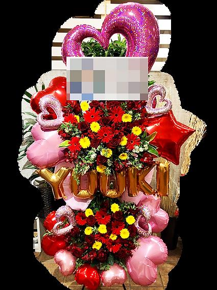 大阪 バルーン フラスタ バルスタ 堺 花束 花屋 アレンジメント 胡蝶蘭 SpiraFlower