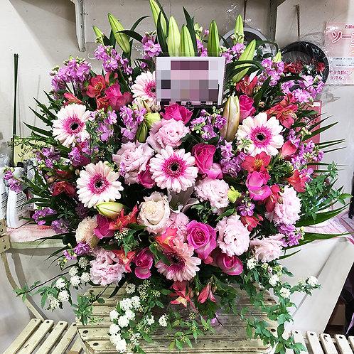 アレンジメント 開店祝 誕生日 記念日 母の日 周年
