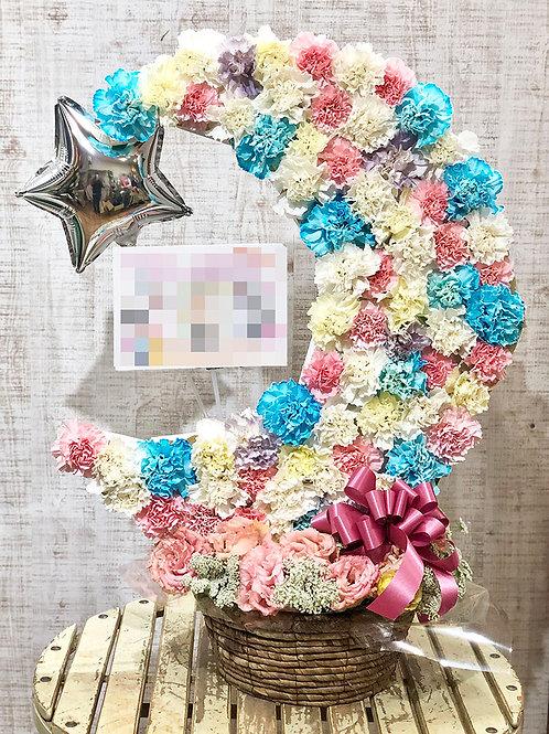 大阪 花屋 オーダーメイド アレンジメント 開店祝 誕生日 記念日 母の日 周年