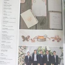Inside Wedding Summer 2018 Sophia & EJ
