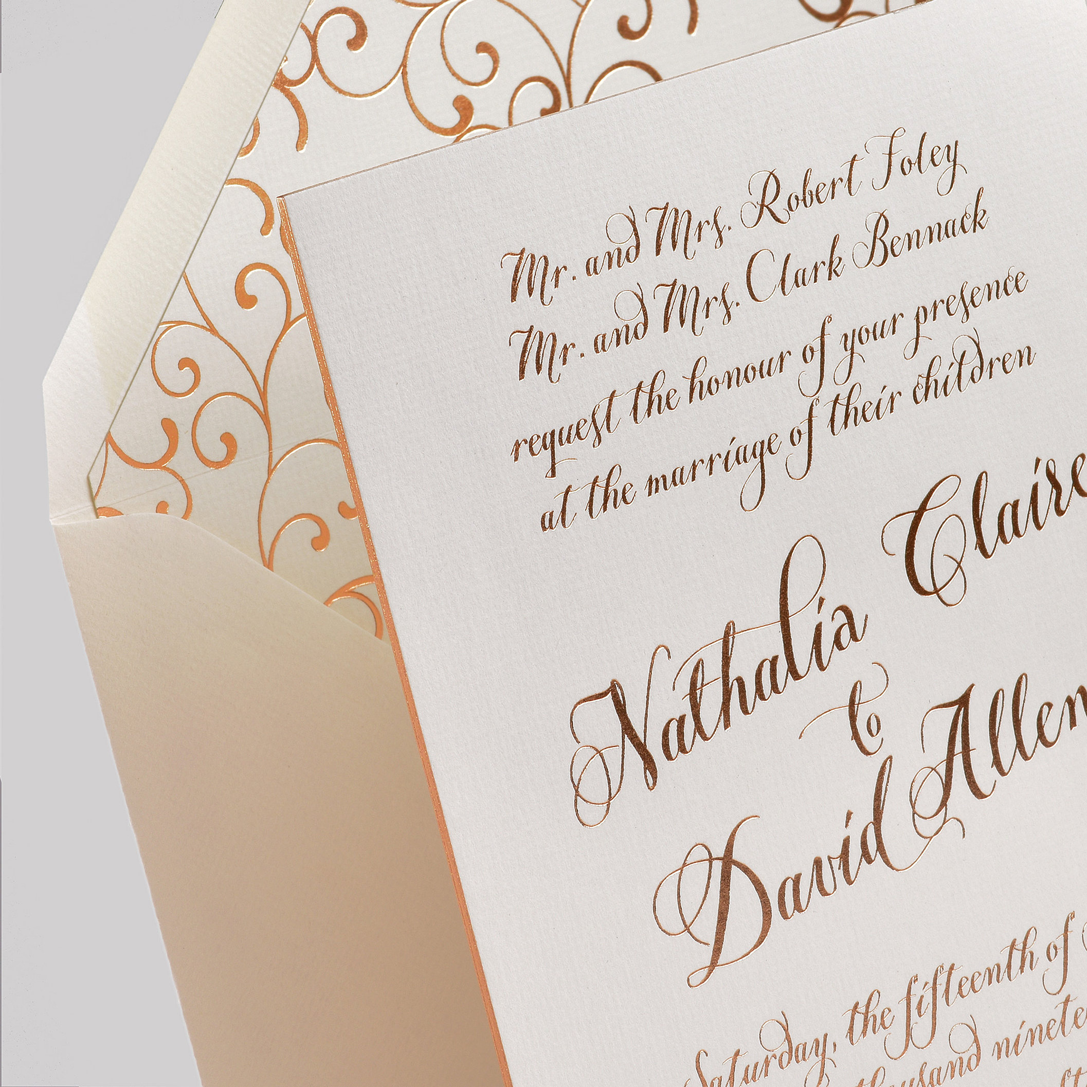 Custom wedding invitations los angeles burbank occasion to celebrate wedding invitations burbank stopboris Gallery