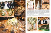 Inside Weddings Summer 2019 Chelsea & Dominic Pelican Hill Wedding
