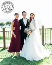 People Magazine Maria Cahill & David Henrie Wedding