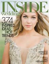 Inside Weddings Summer 2019 Chelsea & Dominic Cover