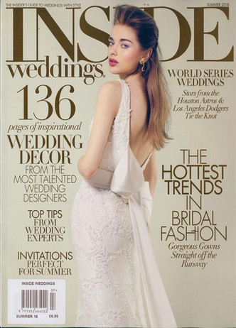Inside-Weddings-Summer-2018 Cover