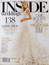 Inside Weddings Spring 2018 Cover