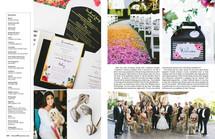 Inside Weddings Spring 2016 Daniela & Jeremy
