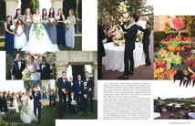 Inside Weddings 2019 Chelsea & Dominic Pelican Hill Wedding