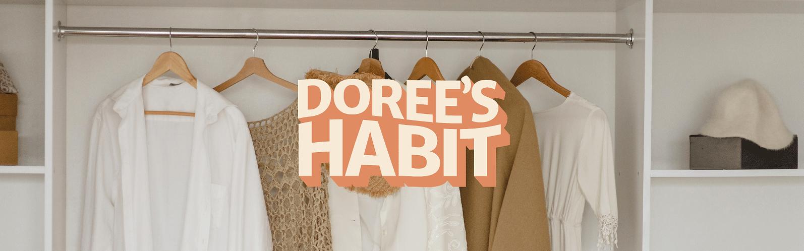 branding for dorees habit
