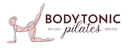 BodyTonic Pilates logo