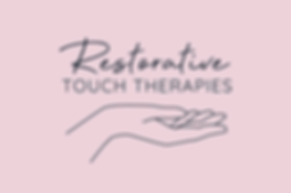 Restorative Touch Therapies logo design