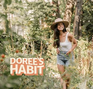 dorees habit branding style