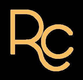 rise creative brandmark orange