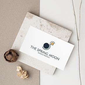 the spring moon branding