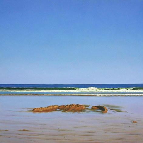 Vanishing Sandcastle