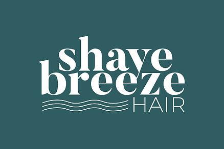 shaye breeze brand identity design