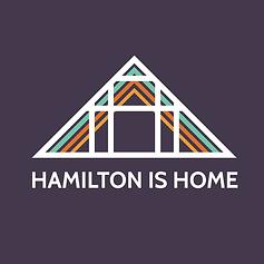 hamilton is home branding