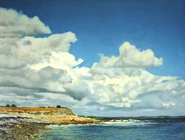Storm Clouds, Broad Cove