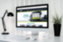 website wireframe design for real estate