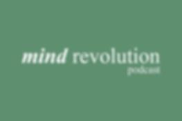 Mind Revolution Podcast marketing designs