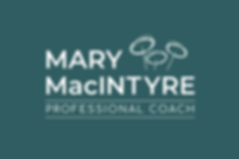 Brand Identity and Style Guide for Mary MacIntyre Professional Coach