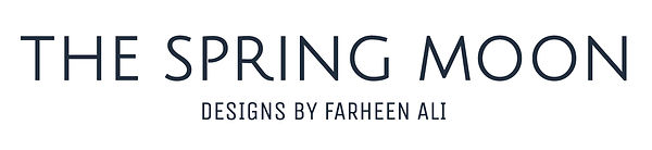 The Spring Moon wordmark
