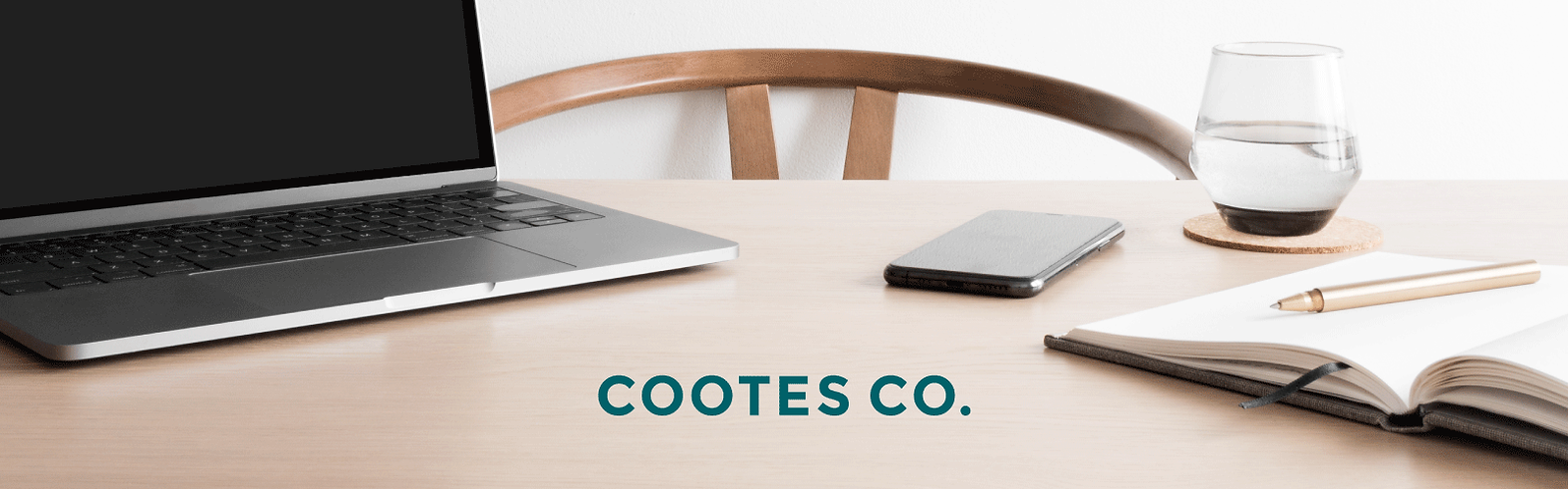cootes co brand identity