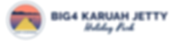 logo and wordmark rebrand for Australian Holiday Park