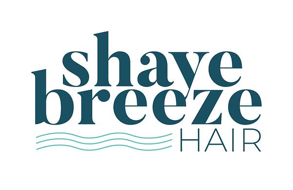 Shaye Breeze Hair logo reverse