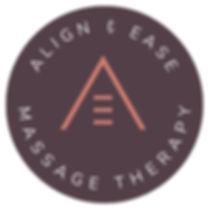 A&E Masssge Therapy Brand Design