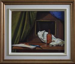 Artist's Still Life #3