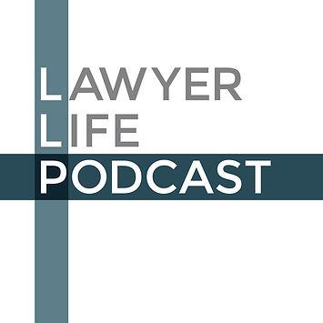 Lawyer Life Podcast Logo