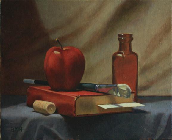 Artist's Still Life #2