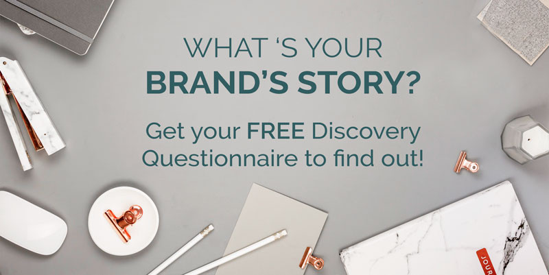brand discovery questionnaire download